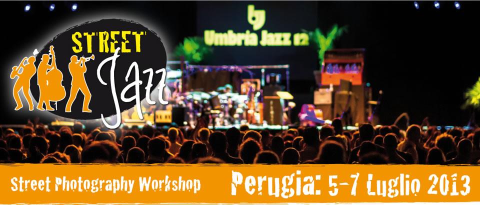 umbria jazz workshop stree photography